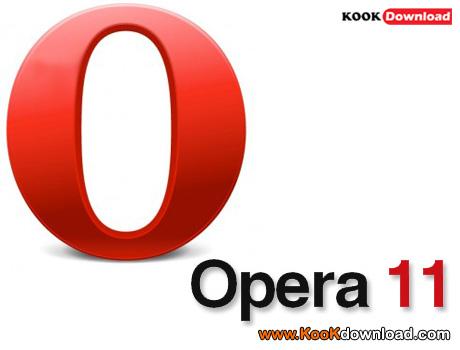 نرم افزار مرورگر Opera v11.51.1087 Final