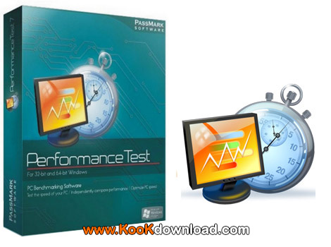 Passmark PerformanceTest 9.0 Build 1032  نمایش اطلاعات سخت افزار