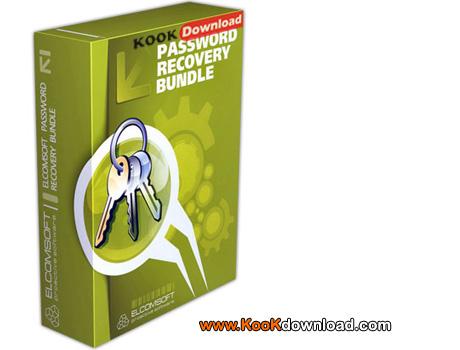نرم افزار بازیابی پسورد در برنامه های مختلف Password Recovery Bundle 2010.1.50