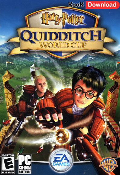 دانلود بازی Harry Potter and The Quidditch World Cup