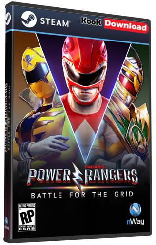 دانلود بازی Power Rangers: Battle for the Grid