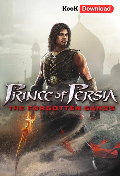 دانلود بازی Prince of Persia The Forgotten Sands برای کامپیوتر