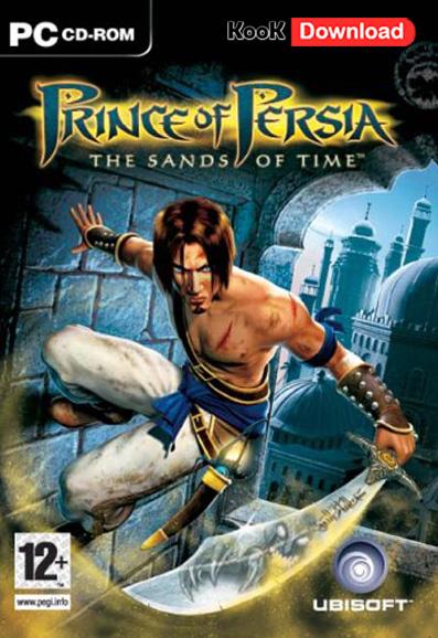 دانلود بازی Prince of Persia The Sands of Time برای کامپیوتر