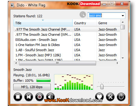 دانلود نرم افزار دریافت و ضبط برنامه های رادیویی تمام جهان با Radio Sure 2.0.872