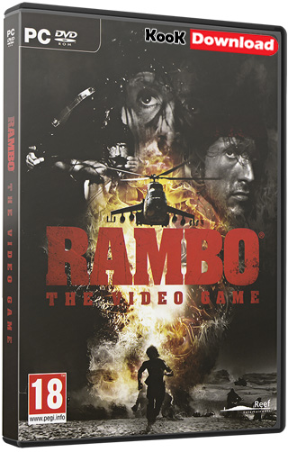 دانلود بازی Rambo The Video Game برای کامپیوتر