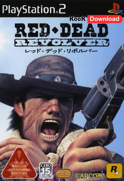 دانلود بازی Red Dead Revolver پلی استیشن ۲ برای کامپیوتر