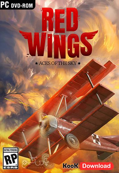 دانلود بازی Red Wings Aces of the Sky برای Pc