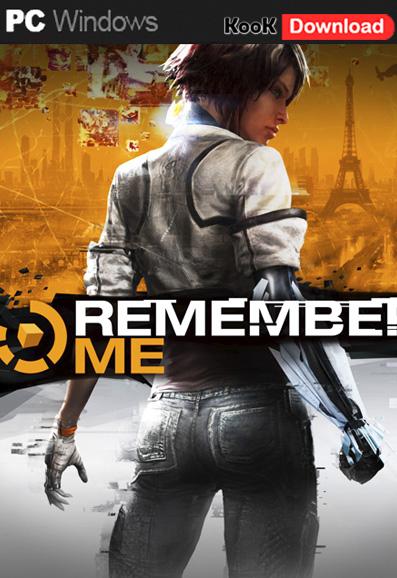 دانلود بازی Remember Me برای کامپیوتر