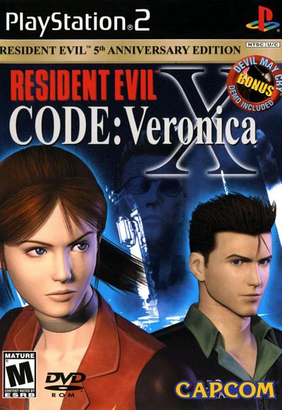 دانلود بازی پلی استیشن Resident Evil Code Veronica X برای کامپیوتر