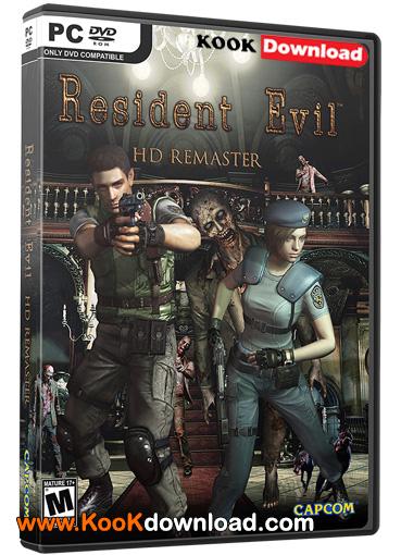 دانلود بازی Resident Evil 0 HD Remaster برای کامپیوتر