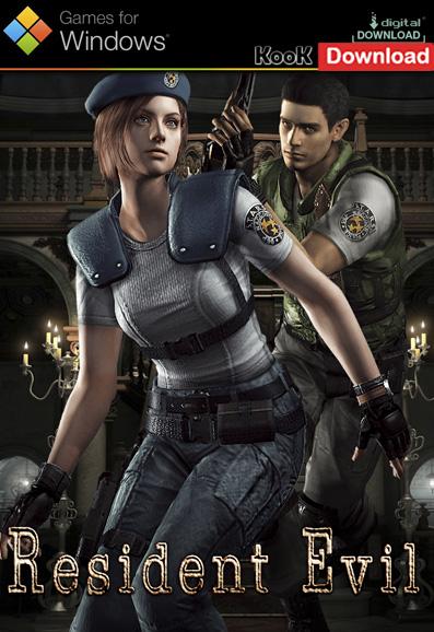 دانلود و خرید بازی Resident Evil HD Remaster اهریمن ساکن ریمتسر دوبله فارسی