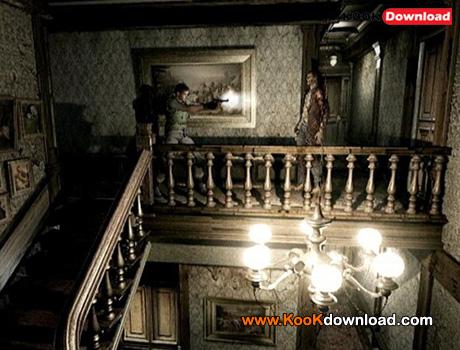 توضیح بازی زیبای کامپیوتر Resident Evil 1