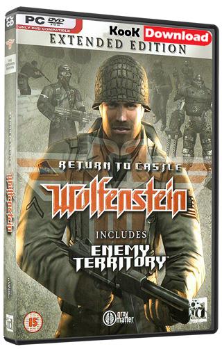 دانلود بازی بازگشت به قلعه ولفنشتاین با دوبله فارسی – Return to Castle Wolfenstein
