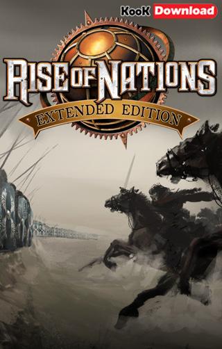 دانلود بازی Rise of Nations: Extended Edition برای ویندوز