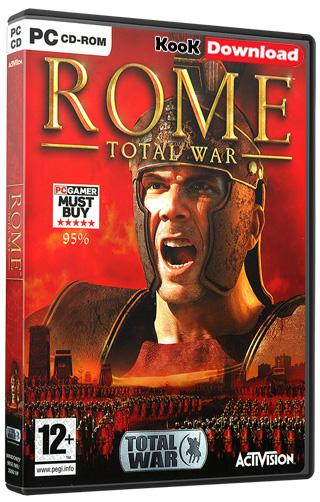 دانلود بازی Rome Total War دوبله فارسی