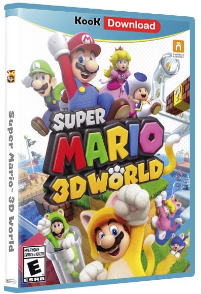 دانلود نسخه فشرده بازی SUPER MARIO 3D WORLD برای کامپیوتر