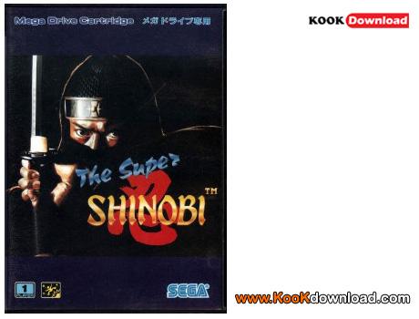 دانلود بازی سگا شینوبی SHINOBI