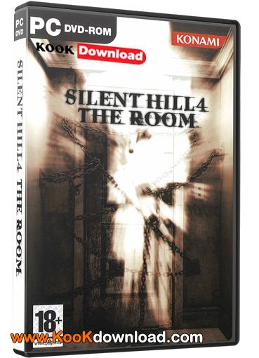 دانلود بازی Silent Hill 4 The Room