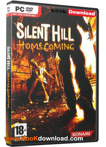 دانلود بازی Silent Hill 5 Homecoming