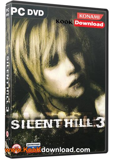 دانلود بازی سایلنت هیل ۳ – Silent Hill 3 برای کامپیوتر