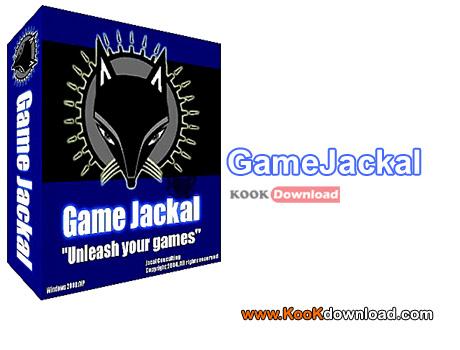 اجرای بازیهای رایانه ای بدون نیاز به سی دی با GameJackal Pro v4.1.1.0 Final