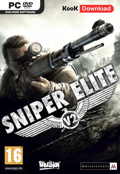دانلود بازی Sniper Elite V2 برای کامپیوتر