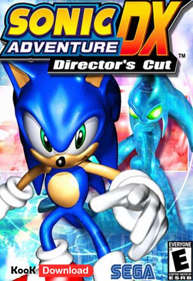 دانلود بازی Sonic Adventure DX- Director's Cut