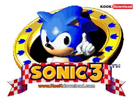 دانلود بازی سگا سونیک Sonic the Hedgehog3