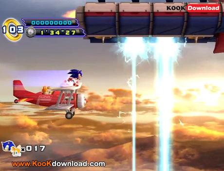 دانلود بازی زیبای سونیک Sonic the Hedgehog