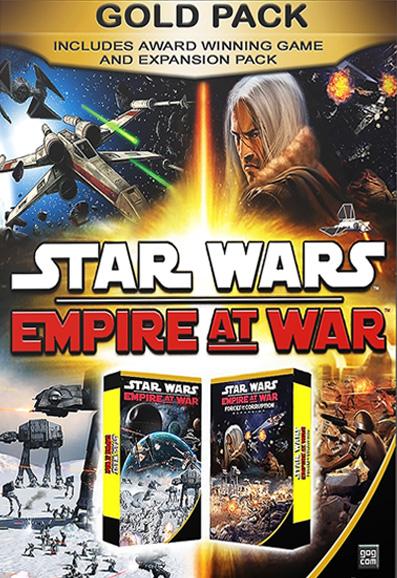دانلود بازی کامپیوتر Star Wars Empire at War Gold