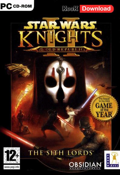 دانلود بازی Star Wars Knights of the Old Republic 2 برای کامپیوتر
