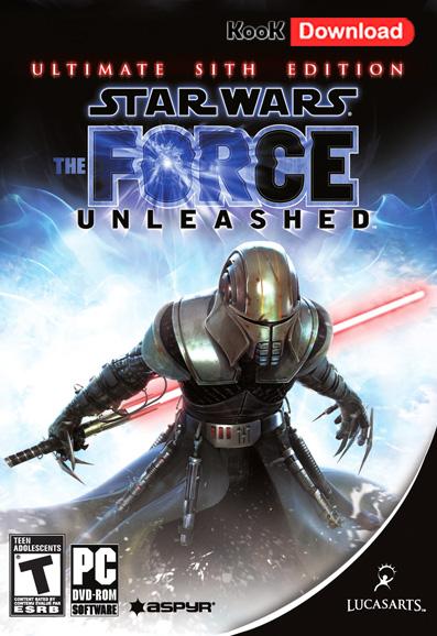 دانلود Star Wars The Force Unleashed Ultimate Sith Edition برای Pc
