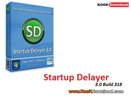 نرم افزار Startup Delayer 3.0 Build 318