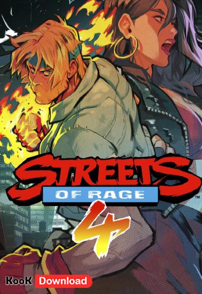 دانلود بازی Streets of Rage 4 برای کامپیوتر – شورش در شهر