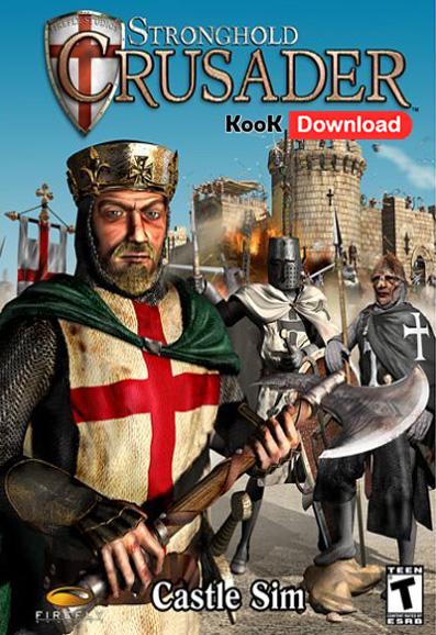 دانلود بازی Stronghold Crusader دوبله فارسی