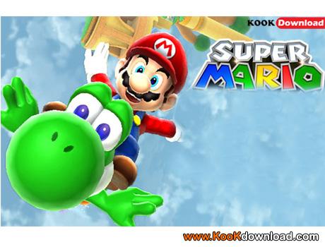 دانلود رایگان بازی قارچ خور ۲۰۰۹ برای کامپیوتر Super Mario Secret Chronicles 2009
