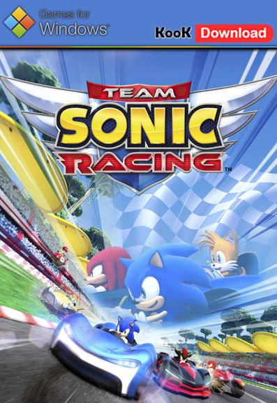 دانلود بازی Team Sonic Racing برای کامیوتر