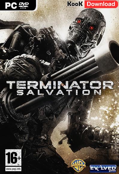 دانلود بازی (ترمیناتور ۴) Terminator Salvation نسخه کامل – برای کامپیوتر