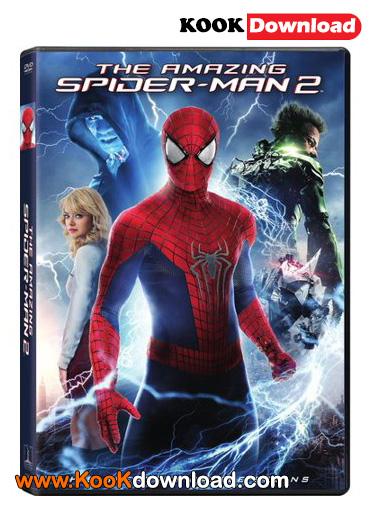 دانلود بازیاسپایدرمن برایکامپیوتر The Amazing Spider Man 2