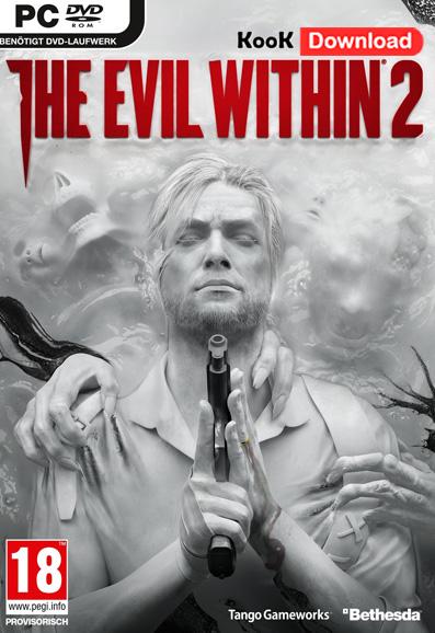 دانلود بازی The Evil Within 2 برای Pc