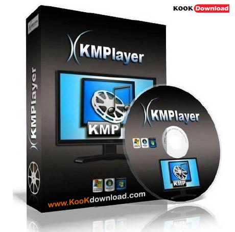 نرم افزار کی ام پلیر The KMPlayer 4.2.2.9 – Portable