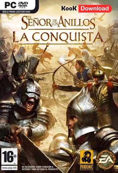 دانلود The Lord of the Rings Conquest برای PC