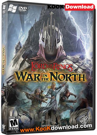 دانلود بازی ارباب حلقه ها – The Lord of the Rings War in the North