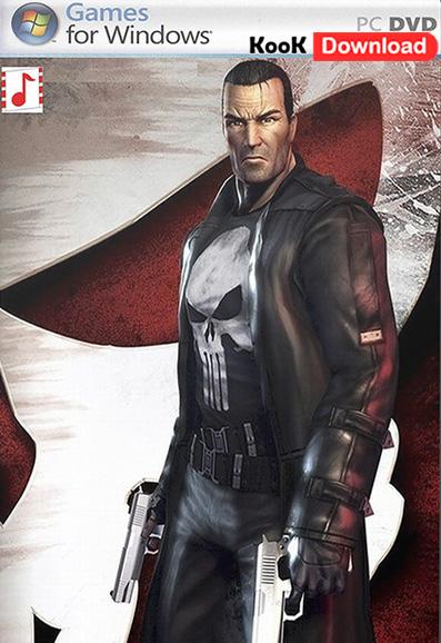 دانلود بازی The Punisher برای PC دوبله فارسی