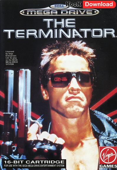 دانلود بازی سگا ترمیناتور Terminator