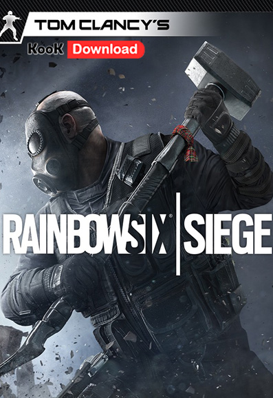 دانلود بازی Tom Clancy's Rainbow Six: Siege