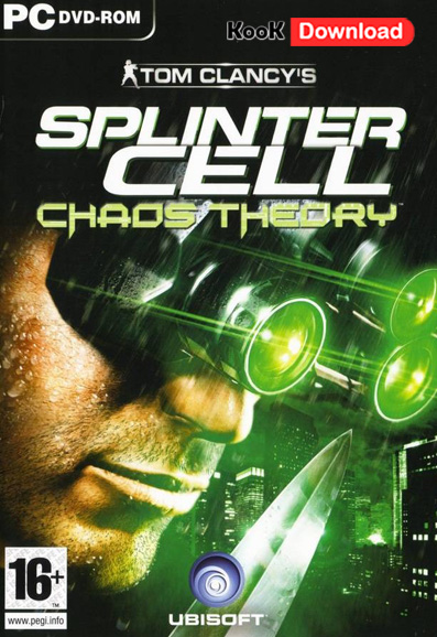 دانلود بازی Tom Clancy's Splinter Cell Chaos Theory
