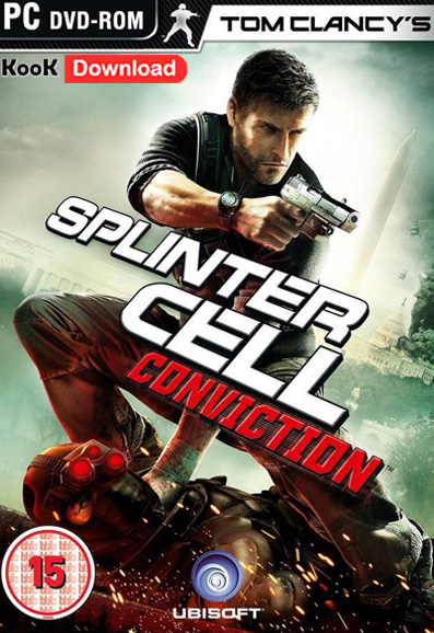 دانلود بازی Tom Clancy's Splinter Cell Conviction برای کامپیوتر