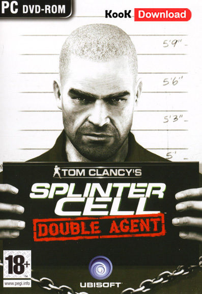 دانلود بازی Tom Clancy's Splinter Cell Double Agent برای Pc
