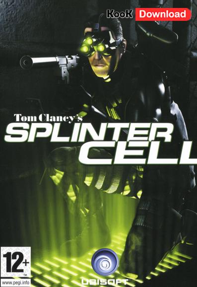 دانلود بازی Tom Clancy's Splinter Cell برای کامپیوتر